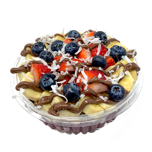 Build Your Own Bowl - Acai, Chocolate Banana, Pitaya - Nella's Nutri-Bar