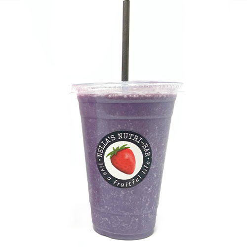 Berry Blast Smoothie - Nella's Nutri-Bar
