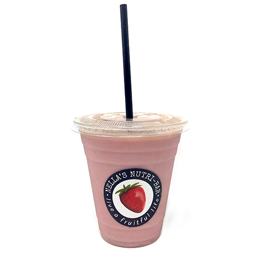Pink Passion Smoothie - Nella's Nutri-Bar